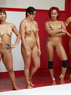 Catfight Porn Photos